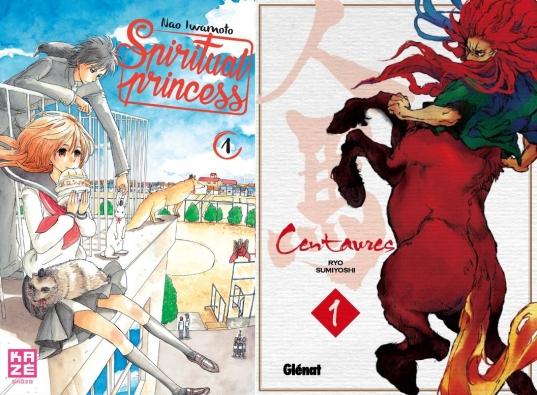 news janvier centaures spiritual princess